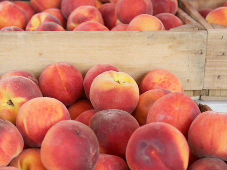 Weekend Market Picks August 6 & 7, 2016: Anticipating Peach Pie