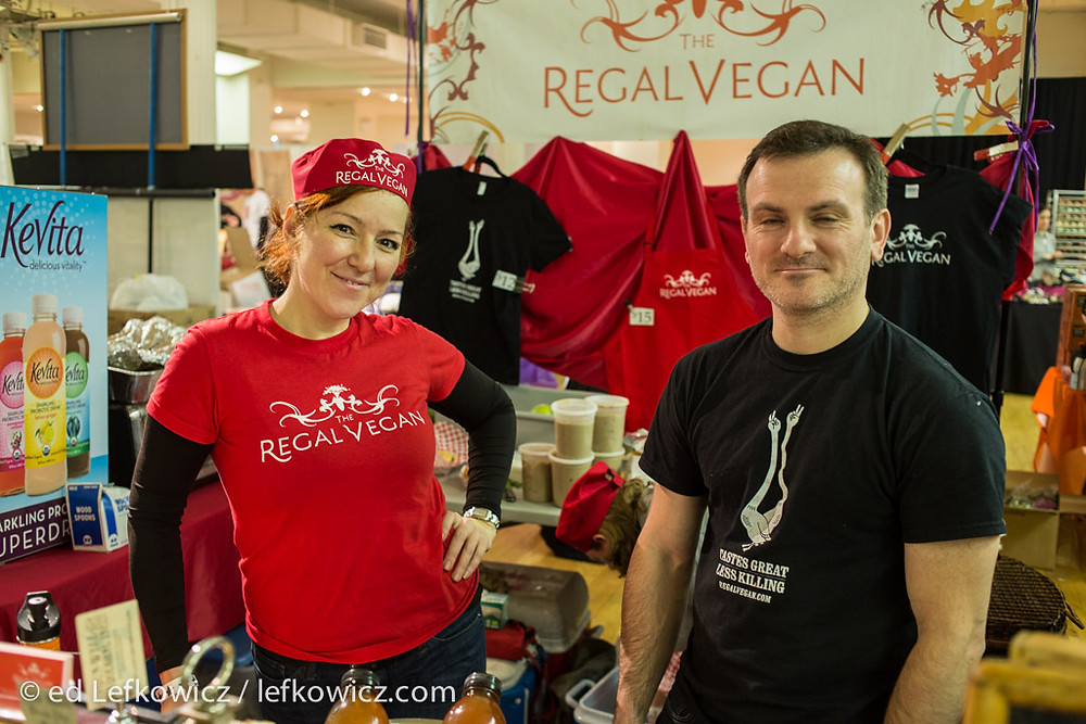 Ella Nemcova, Founder of Regal Vegan