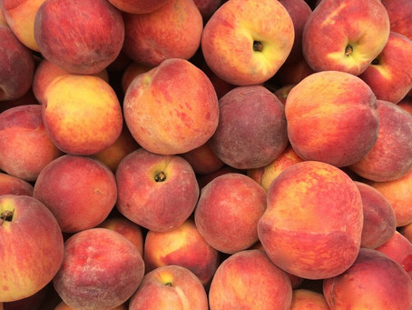 Peach Season: I Have Been Waiting For You