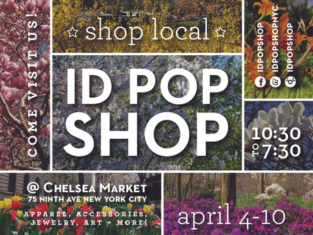 ID Pop Shop Is The Place To Find New York's Fine Independent Designers