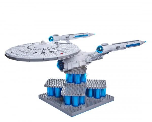 C3Brix LEGO Starship Enterprise