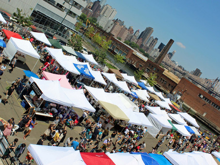 PRESS RELEASE: LIC Flea & Food Kicks Of This Weekend