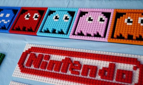 C3Brix LEGO Nintendo Logo