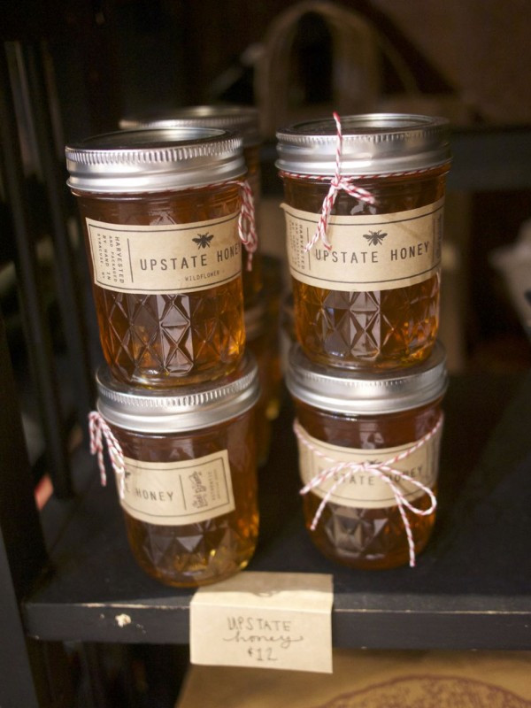 Upstate Honey - from The Local Branch at Artists & Fleas