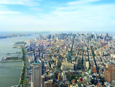Opening Day of One World Observatory