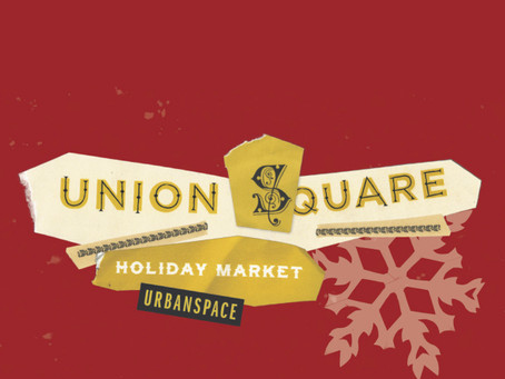Here's the Scoop on Changes at the 2015 Union Square Holiday Market