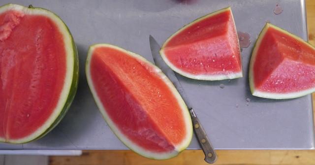 Dividing the Melon