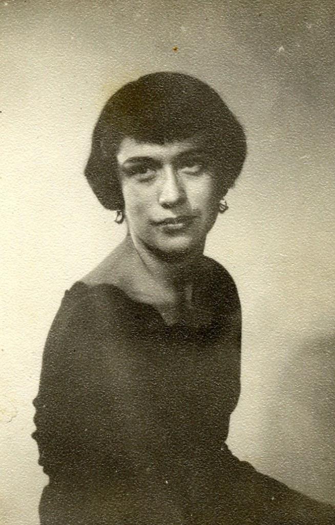 Haydee Seiger circa 1949