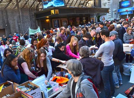 Weekend Market Picks September 23rd & 24th, 2017: Broadway Cares Fabulous Flea