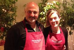 Joseph & Theresa Callari at Macy's