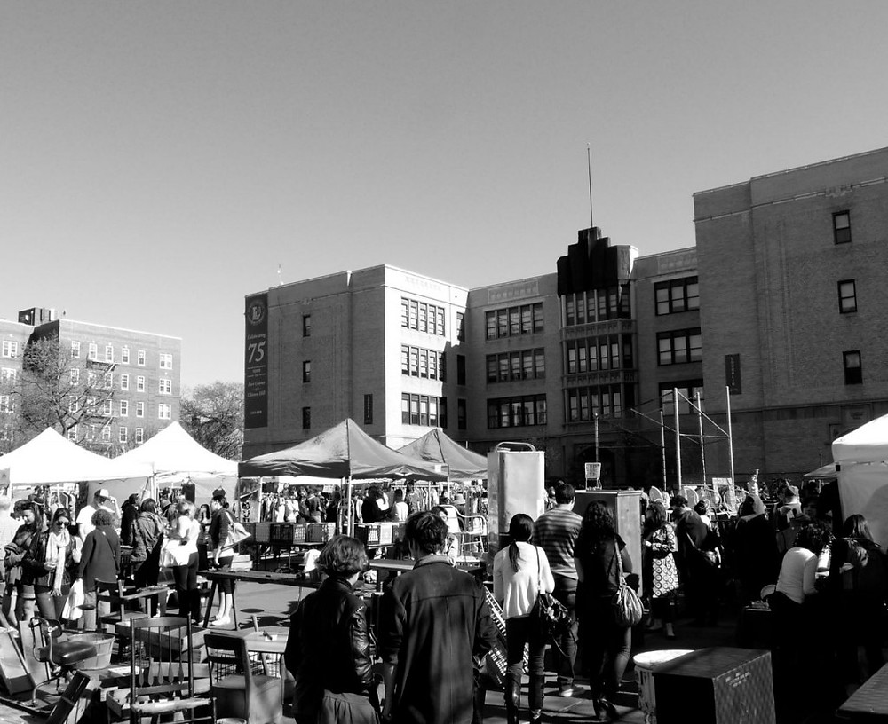 Opening Weekend at the Brooklyn Flea and Smorgasburg