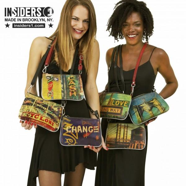INSIDERS1 Cross Body Leather Bags