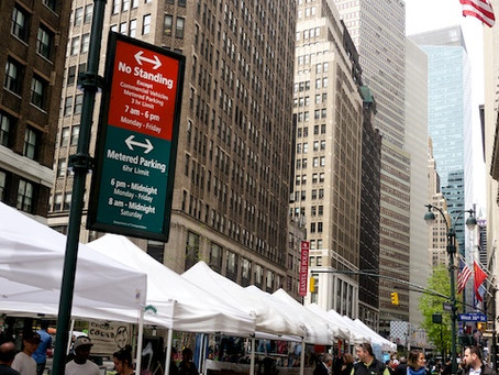 The Broadway French Market Opens For The Season