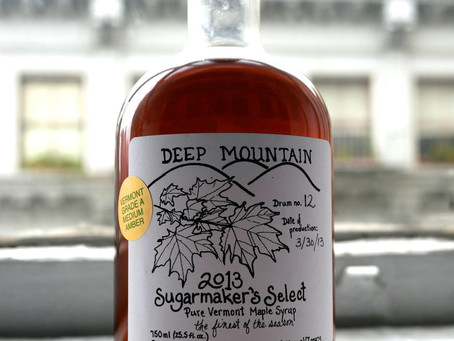 Photo of the Day, December 2, 2013: Deep Mountain Maple – Sugarmaker's Select Syrup