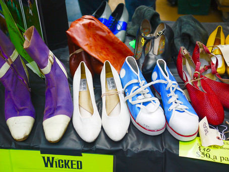 Weekend Market Picks September 24 & 25, 2016: Broadway Cares Flea Market And Grand Auction