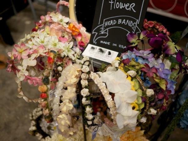 Dora Marra's Flower Head Bands