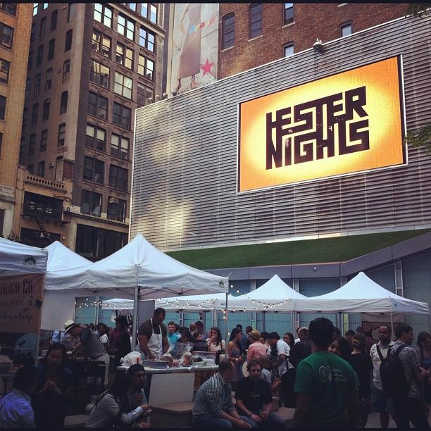 hester nights 2013