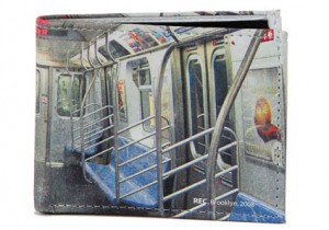 Vernakular wallet-subway