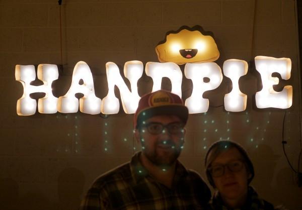 Handpie Founders Jeff and Ksusha Zito