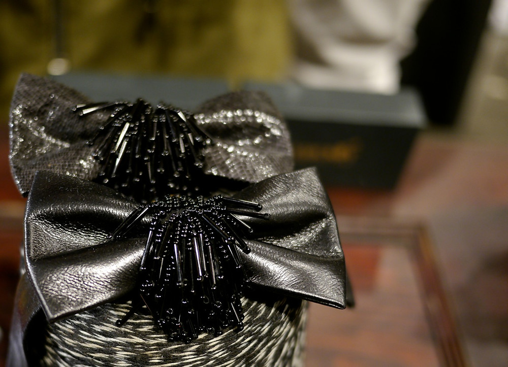 This is the Lucky Selectism bowtie worn by Psy at the Met Costume Institute Gala