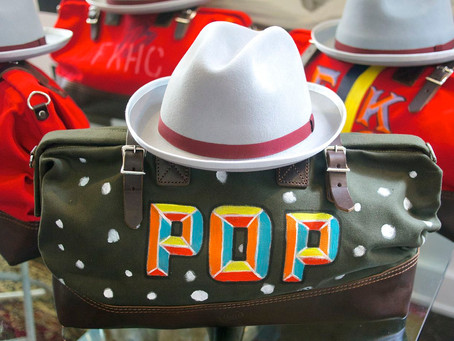 Weekend Market Picks July 18 & 19, 2015: Stylish Toppers from Flamekeepers Hat Club