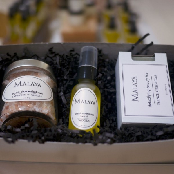 Malay Body Products Gift Box