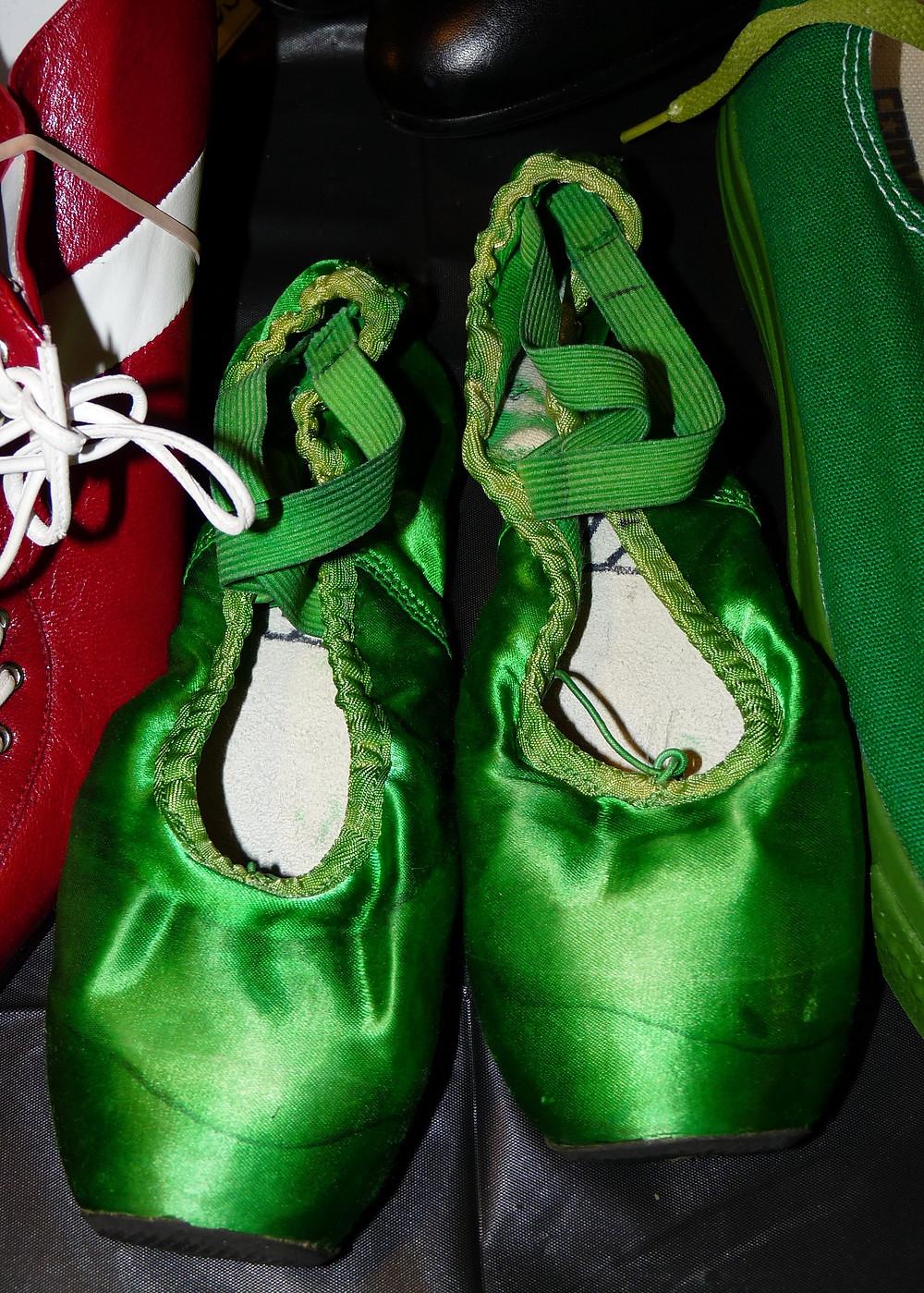 Broadway Cares Flea Market: Wicked Slippers