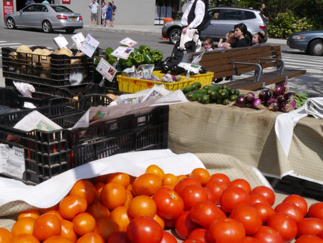 Weekend Market Picks Aug. 31 – Sep. 1: Brooklyn Bridge Park Farmers Market