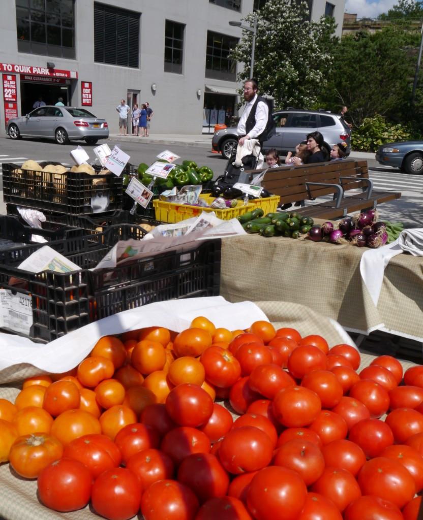 Brooklyn Bridge Park Farmers Market - Down To Earth Markets