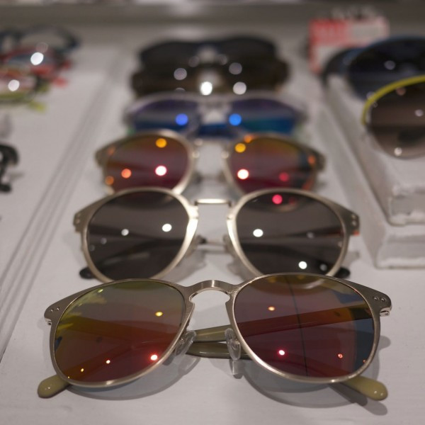 Lucky Selectism Eyeware at ID Pop Shop