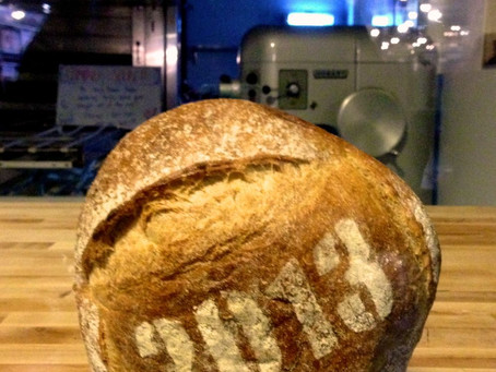 Photo of the Day 1/4/13: Amy's Bread Welcomes 2013