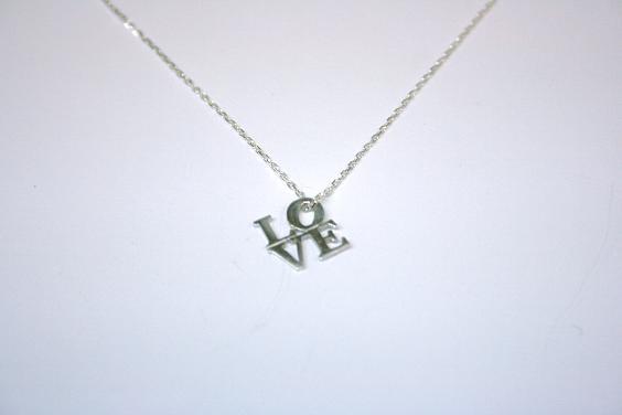 Atlantis Jewelry - Dainty Love Necklace