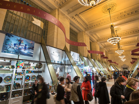 Attention Vendors: Grand Central Holiday Fair Apps Due June 8, 2016