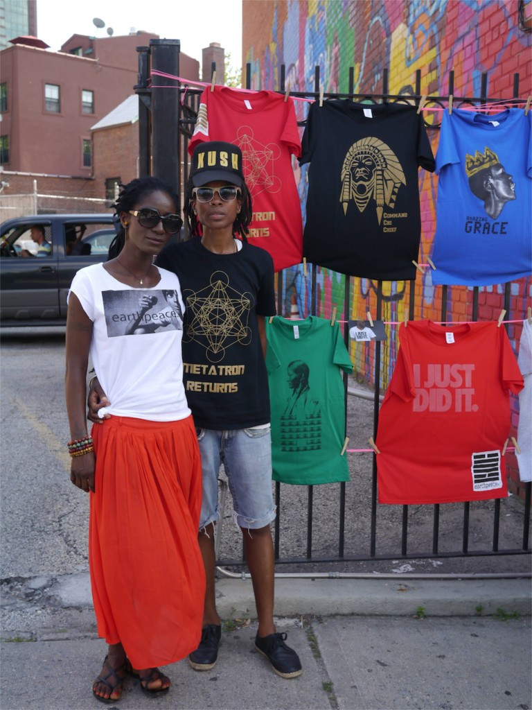 The Women of EarthPeace Designs, who were also featured on Humans of New York in June 2013!