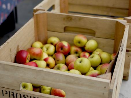 Weekend Market Picks October 22 & 23, 2016: It's Apple Season