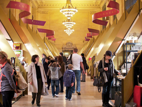 Press Release: Grand Central Holiday Fair Opens November 17, 2014
