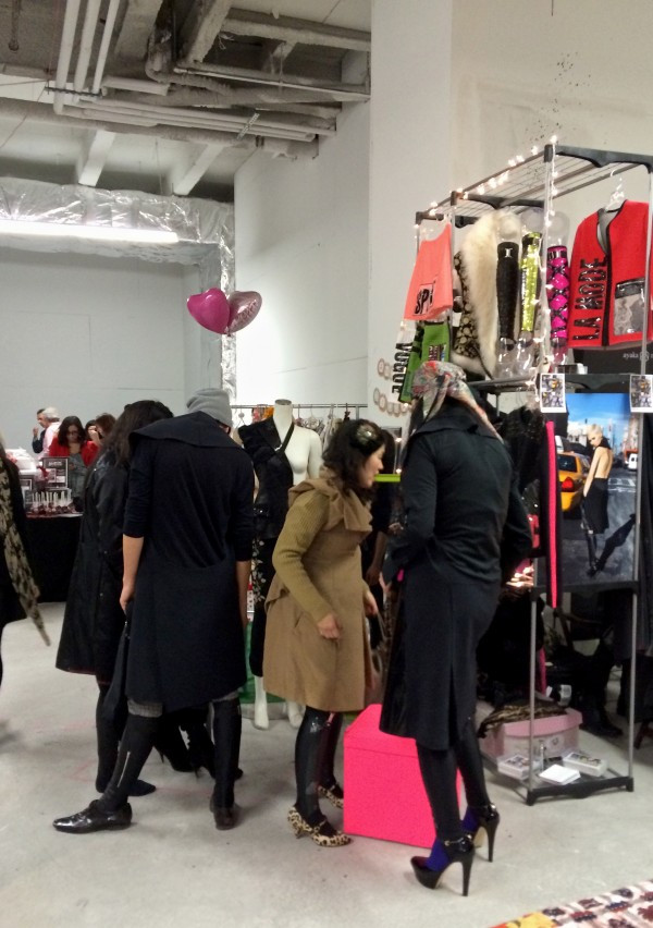 DENYC 2013 Bestow Holiday Market