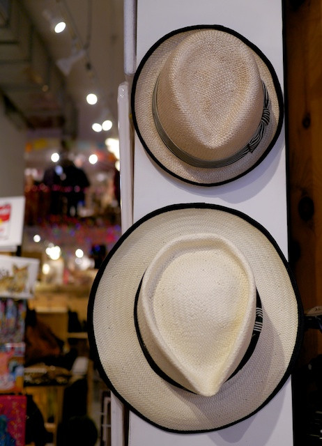 Katherine Carey Millinery Mens' Hats at The Market NYC