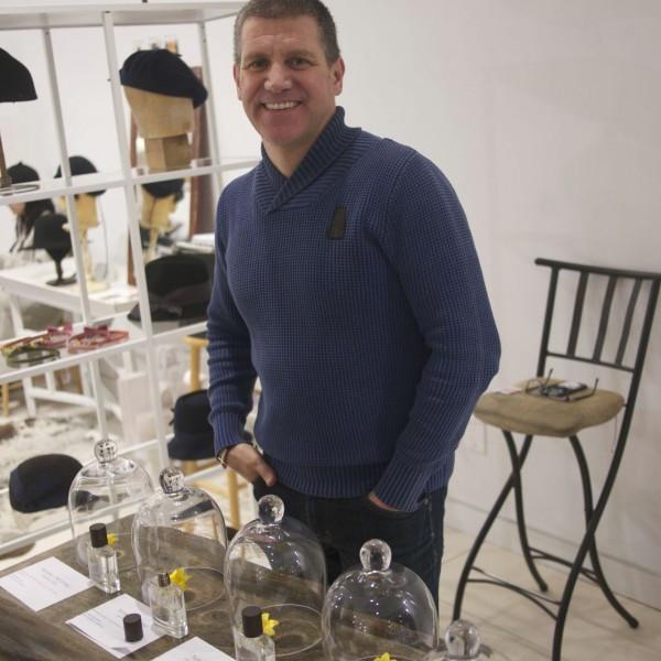 Raymond Matts, Fragrance Designer