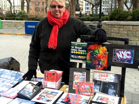Weekend Market Picks March 22 & 23, 2014: Visit The Union Square Artists