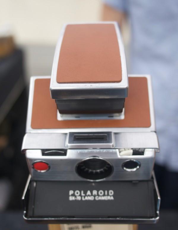 Polaroid SX-70 Skinning Service