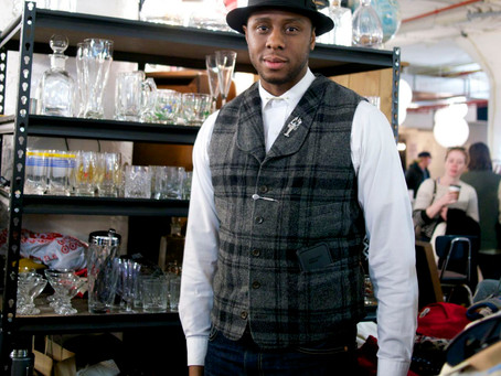 Kingston Twenty One: Fashion For Men Of Style And Substance
