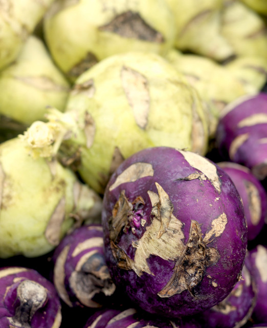 Did you know that the Rutabaga may have originated as a cross between a cabbage and a turnip?