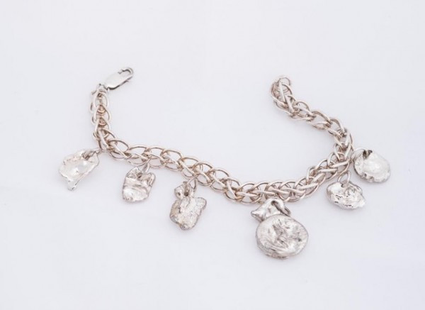 VioletRae Recycled Silver Bracelet