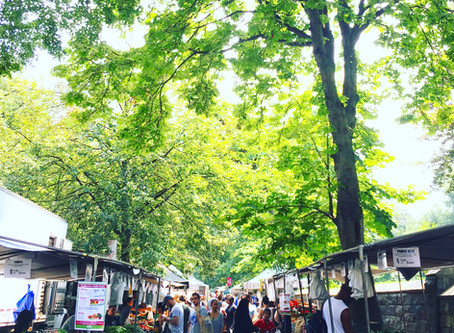 The Meditative Beauty of the Fort Green Greenmarket