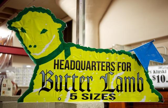 Butter Lamb Malezewski