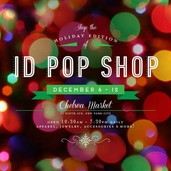 ID Pop Holiday 2014