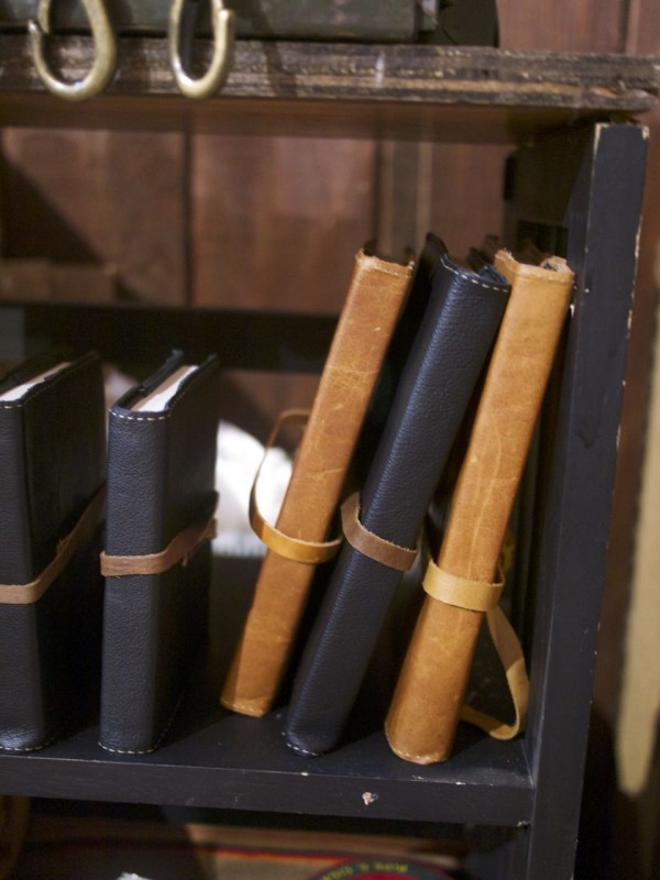 Leather Journals - The Local Branch