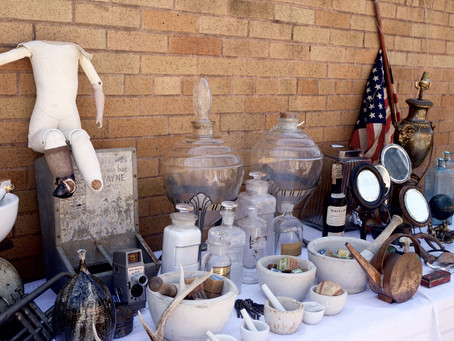 Weekend Market Picks May 20 & 21, 2016: Handmade & Vintage All Weekend