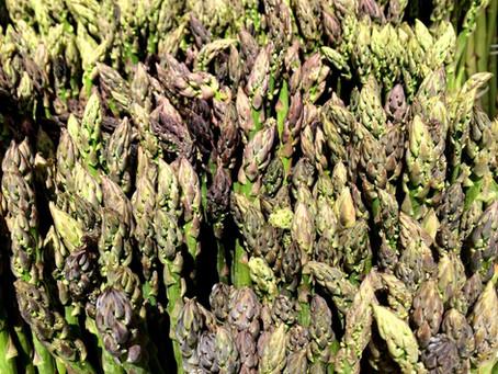 Weekend Market Picks, May 30 & 31, 2015: Asparagus Extravaganza